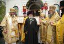 Митрополит Кирилл совершил Божественную литургию в храме во имя Всех Святых